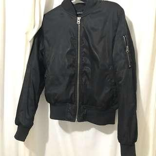 ***reduced price*** M for Mendocino Bomber Jacket