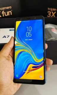 Samsung Galaxy A7 2018 Triple Camera for swap/sell
