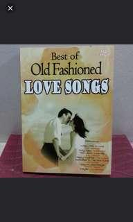 Best Of Old Fashioned Love Songs CDs
