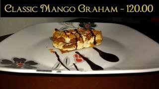 Classic Mango Graham