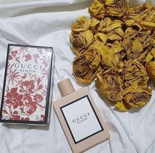 Gucci Bloom AUTHENTIC TESTER PERFUME