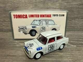 Tomica limited Vintage Toys Club 罕 絕版 1:64 tomytec Toyota