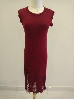 Knited dress