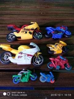 #jualanibu take all mainan Motor motoran kecil anak