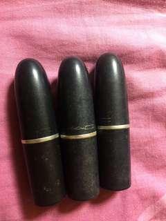 MAC lipstick casing