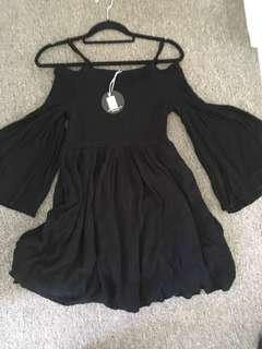 Shirred Bust Dress sz 10