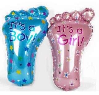 Girl or boy balloon