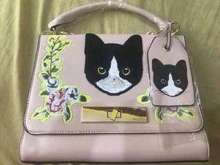 Aldo Kitten Bag / Miuw Bag / Cat Bag