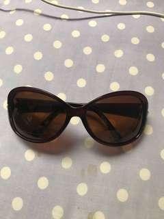 Sunglasses Cokelat
