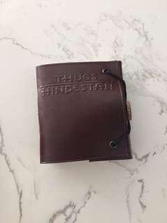 Mini Notebook - Thugs of Hindostan