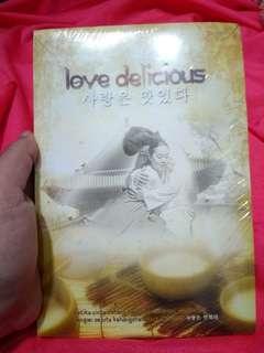 Novel remaja love delicious