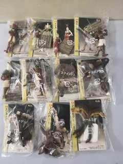 世界之神話 古埃及编 無盒 全12種 有隐藏版