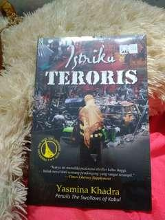 Novel istriku terosis