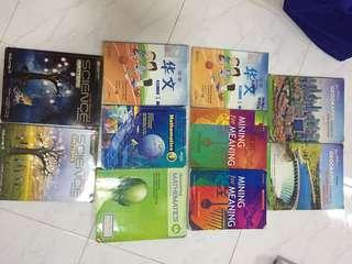 Secondary books for sale