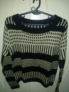 Knitted Sweat Shirt