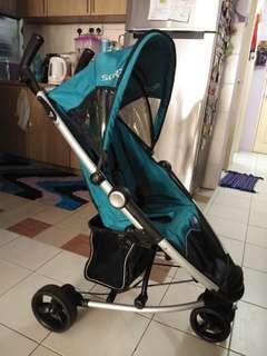 Stroller Sweet Cherry SCR3