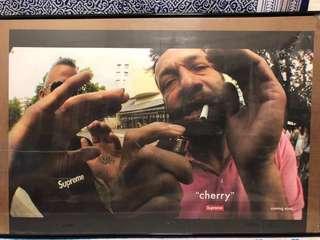 Supreme Cherry poster