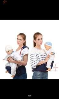 baby toddler hipseat carrier