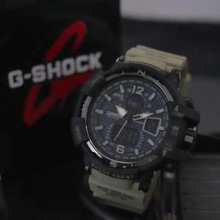 Casio gshock dualtime