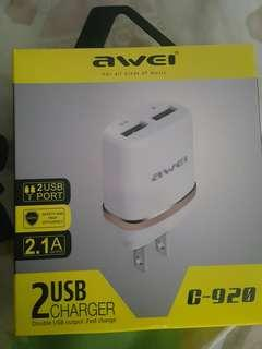 Fast charger Awei