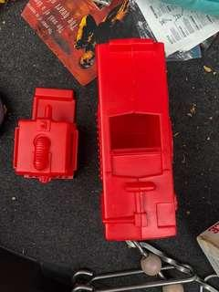 Kenner vintage ghostbusters echo containment unit excellent condition retro toy