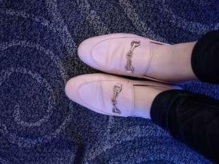 Alike Hermes Leather Shoes