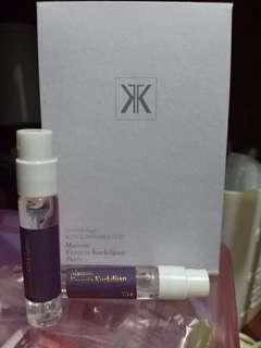 Vial Parfum Maison Francis Kurkdjian MFK 754 edp 2 ml