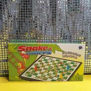 CHRISTMAS SALE! SNAKE AND LADDERS BRAND NEW