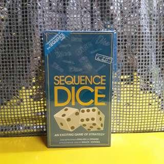 CHRISTMAS SALE! SEQUENCE DICE