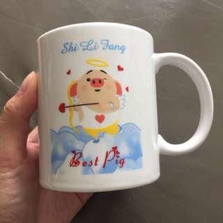 Best Pig Mug