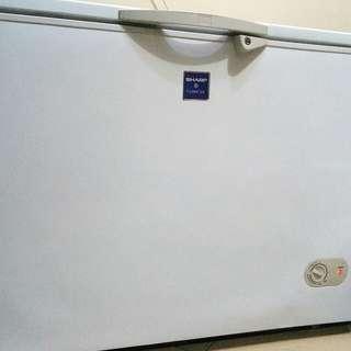 Freezer merk Sharp