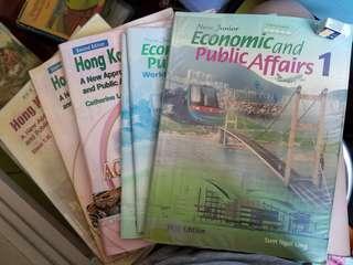 Economic and Public Affairs