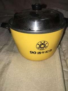 可愛的小鍋