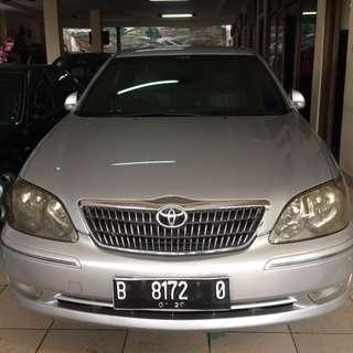 Toyota Camry G 2.4 AT 2004