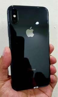 iPhone X Grey 256Gb MURAHH