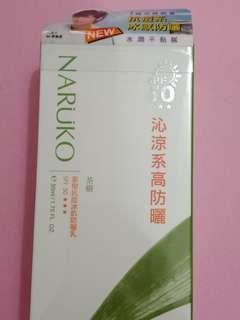 Naruko Tea Tree Refresh Cooling Suncreen SPF 50***