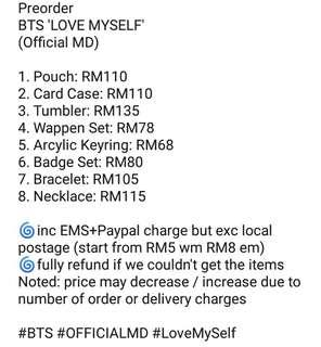 Love MySelf OFFICIAL MD