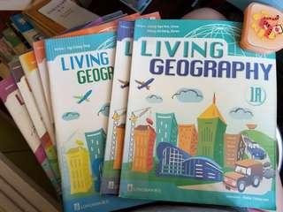 Living Geography, Exploring Geography