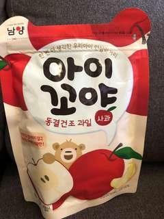 韓國蘋果乾