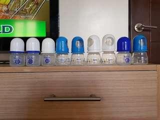 2 oz. For infant feeding Bottle