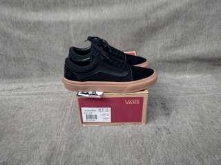 Vans Oldskool Black Black Gum