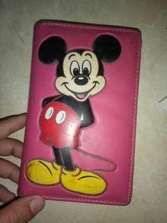 DOMPET PINK MICKEY MOUSE