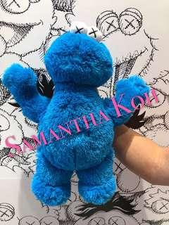 Uniqlo KAWS x Sesame Street Cookie Monster