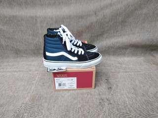 Vans Kids Sk8 Navy Blue