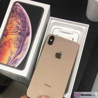 Apple iPhone XS Max 64 GB Smartphone Kredit Mudah Bunga 0%