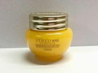 L'occitane Immortelle Devine Cream (8ml)