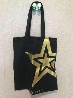 Sephora Canvas Tote Bag