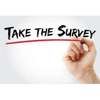 Survey of merchandise