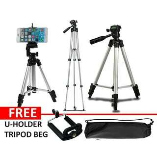 Tripod Stand for Phone and Camera
