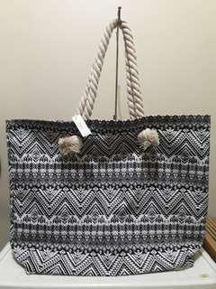 Extra Large Canvas Bag